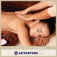 60 Minutes Body Massage