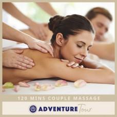 120 Minutes Couple Massage (2 to go)